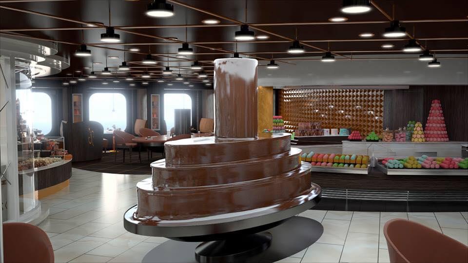 Bellissima Chocolate Shop