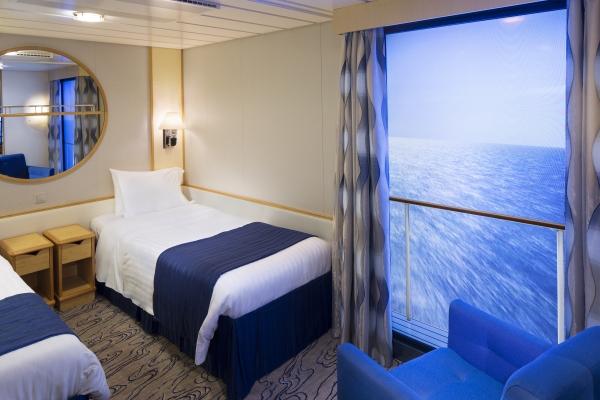Navigator of the Seas Virtual Balcony