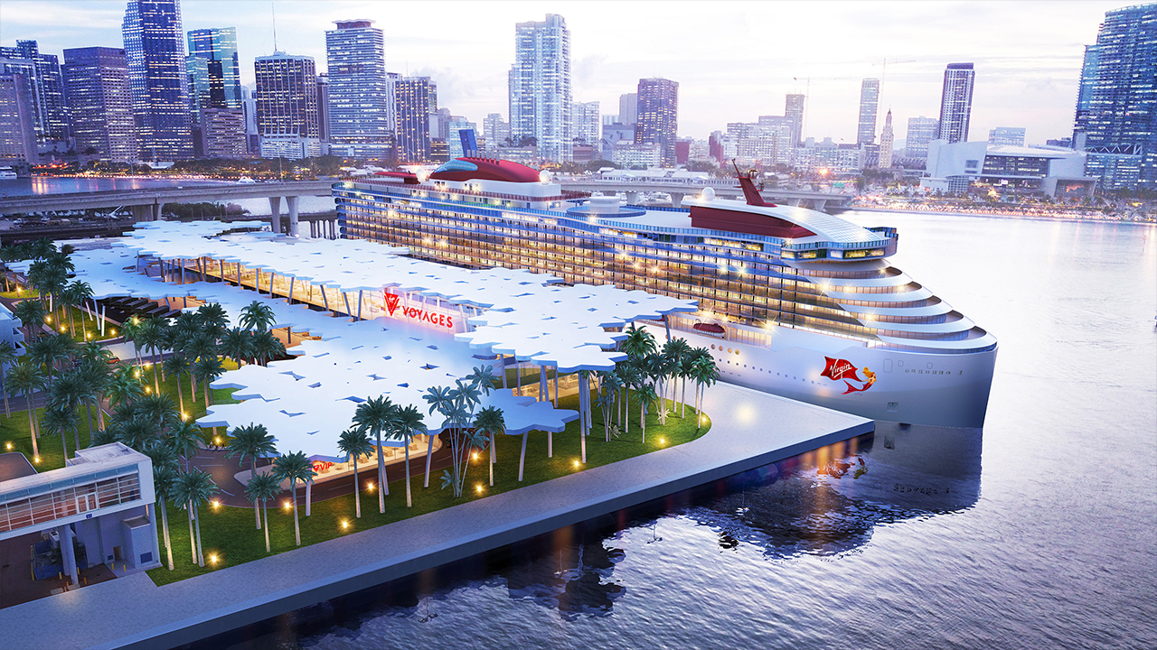Virgin Voyages Miami Terminal