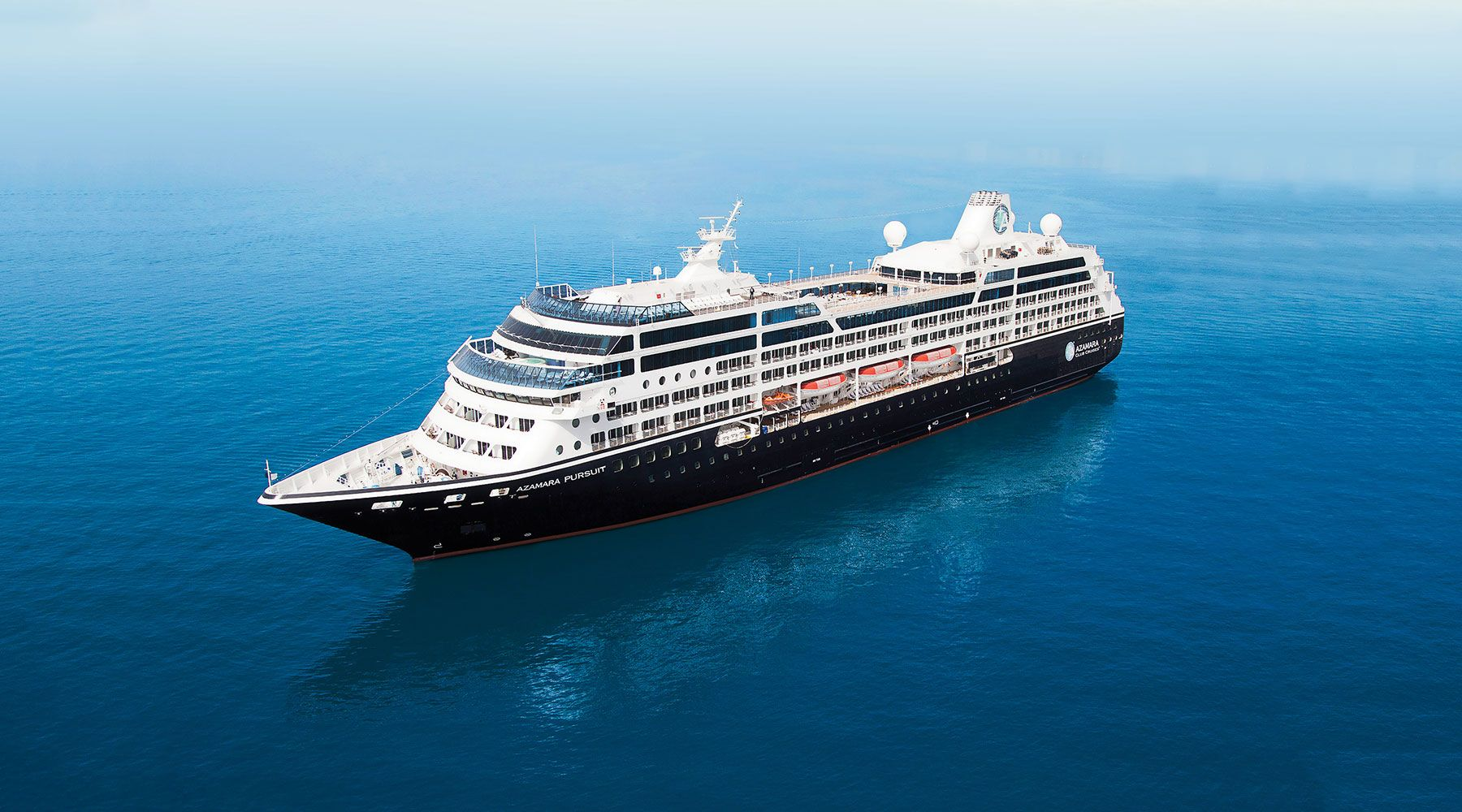 The new Azamara Pursuit