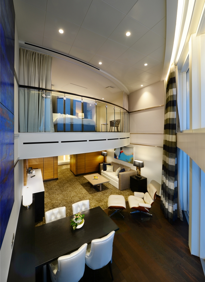 Owners Loft Suite on Anthem of the Seas