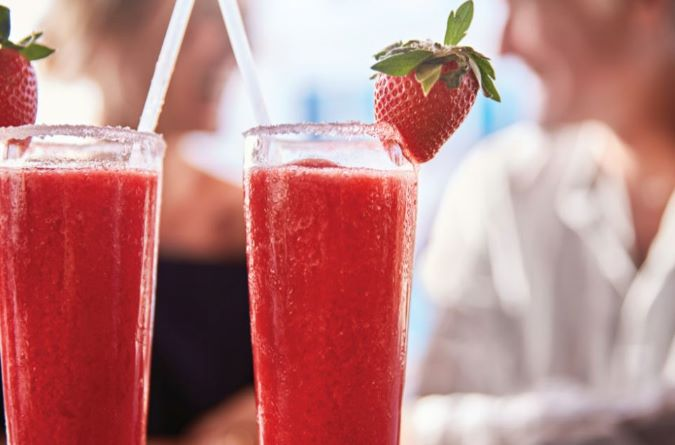 Strawberry Daiquiri Anyone?
