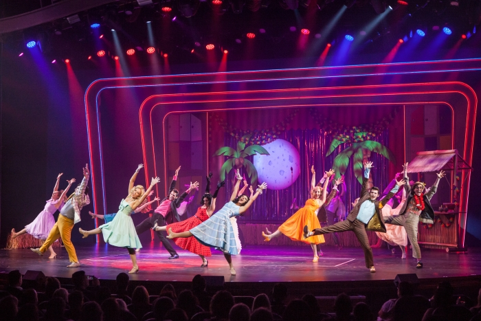 Grease on Harmony of the Seas