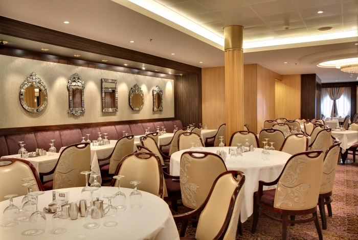 Dining Room Allure of the Seas