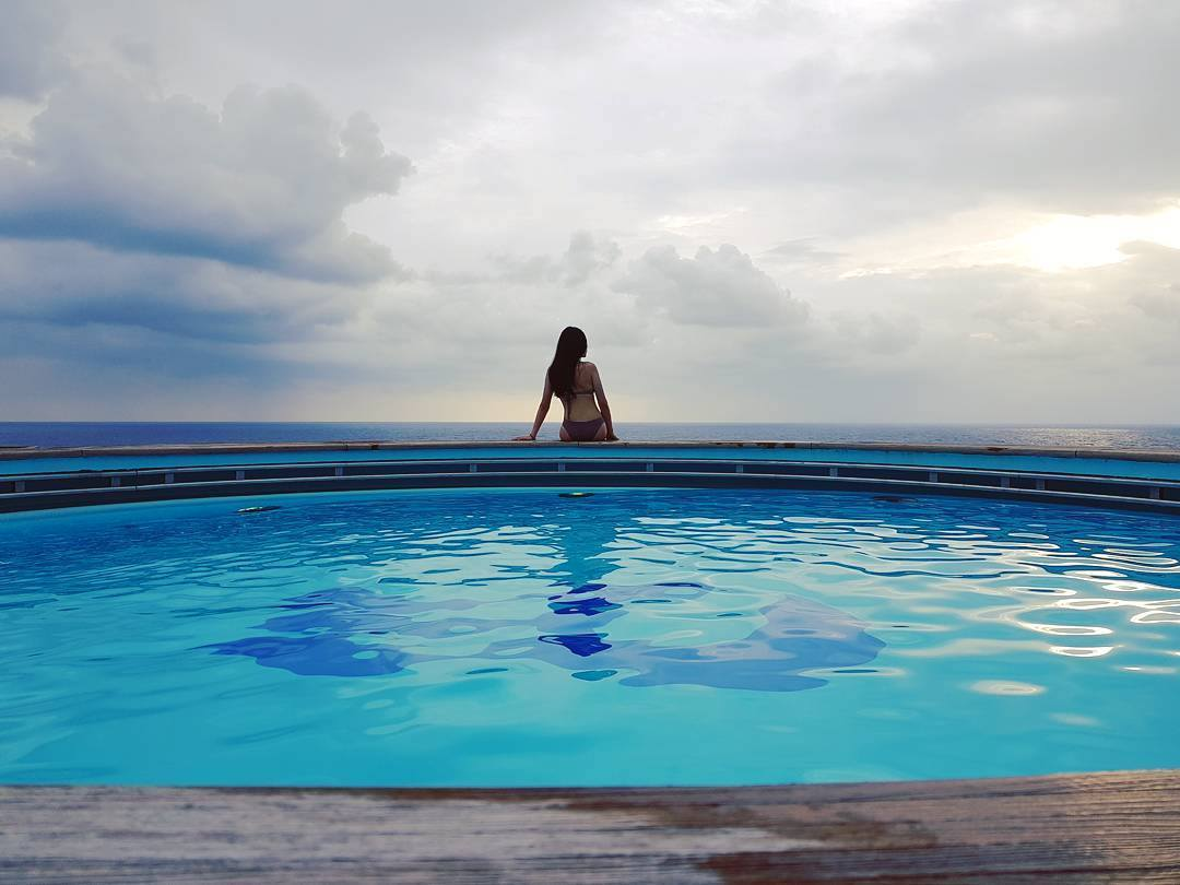 A Pool With A View