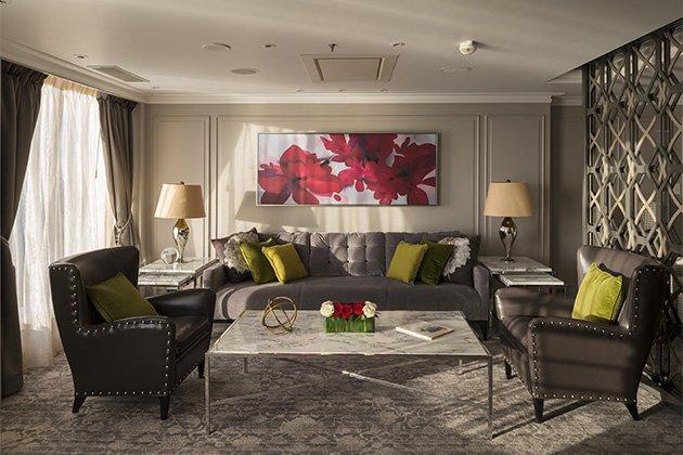 Crystal Serenity Suite
