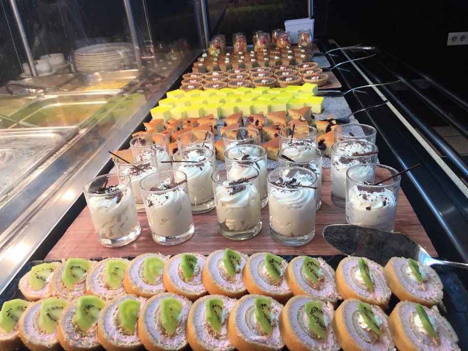 Buffet Desserts Boudicca
