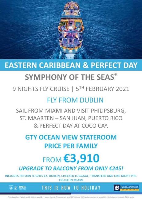 Royal Caribbean Symphony