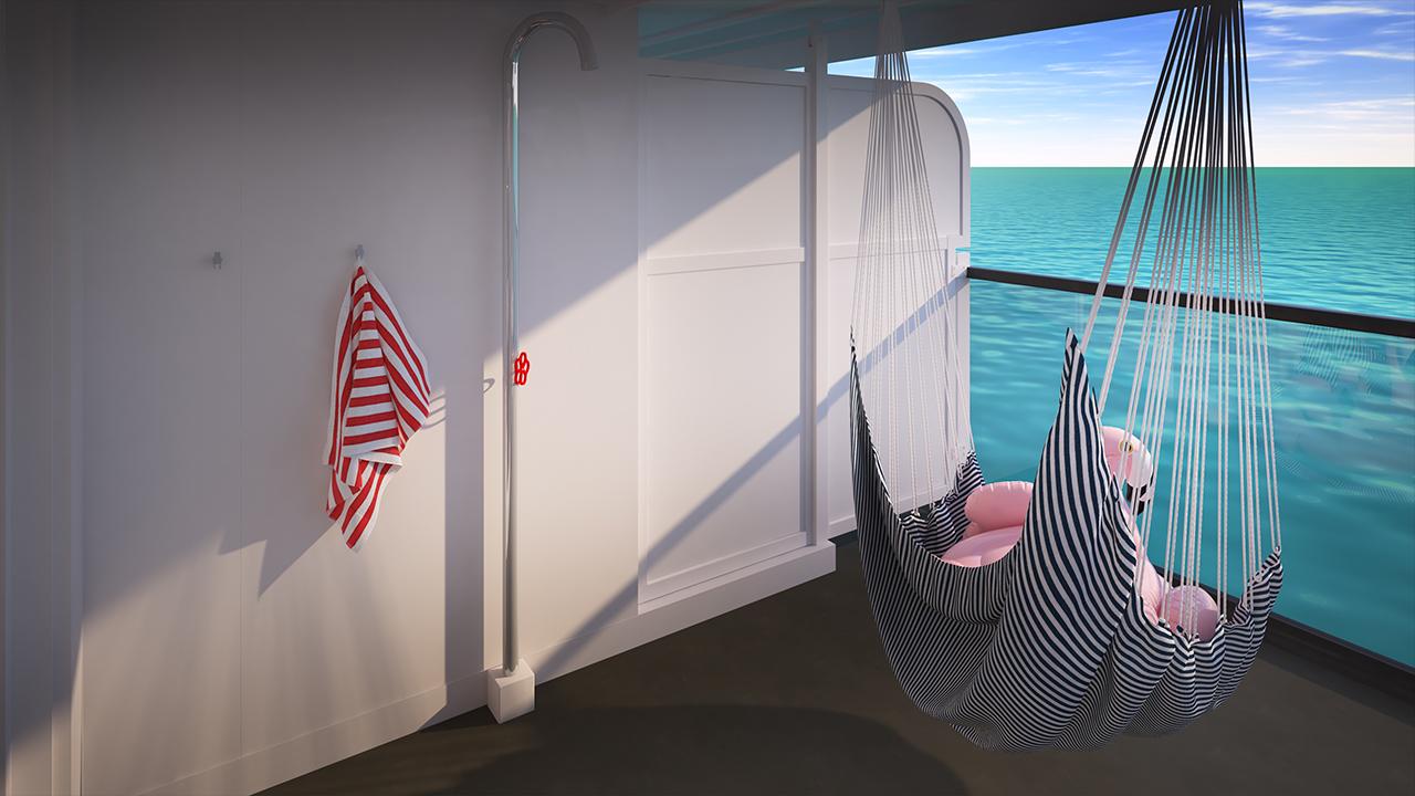 Gorgeous Suite Terrace