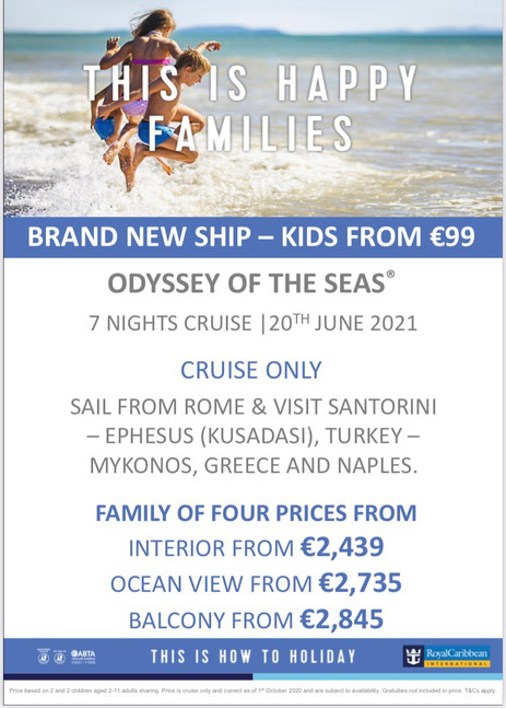 Royal Caribbean Odyssey
