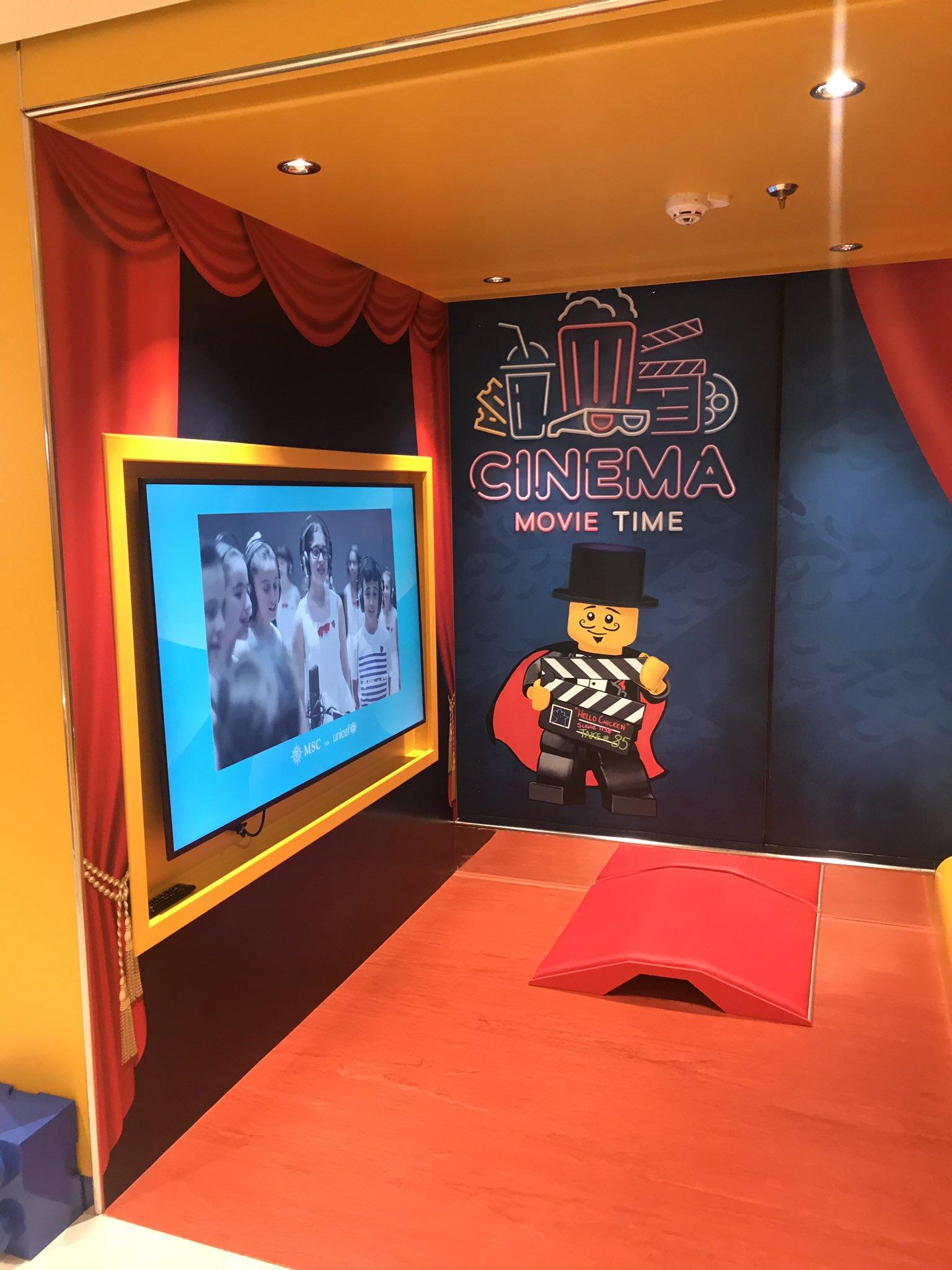 Bellissima Kids Cinema