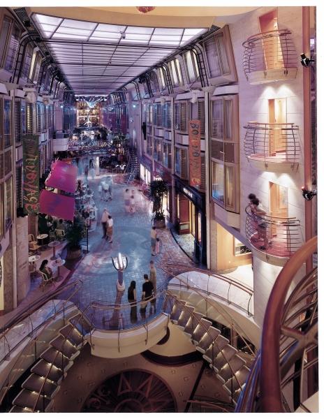 Royal Promenade Explore of the Seas