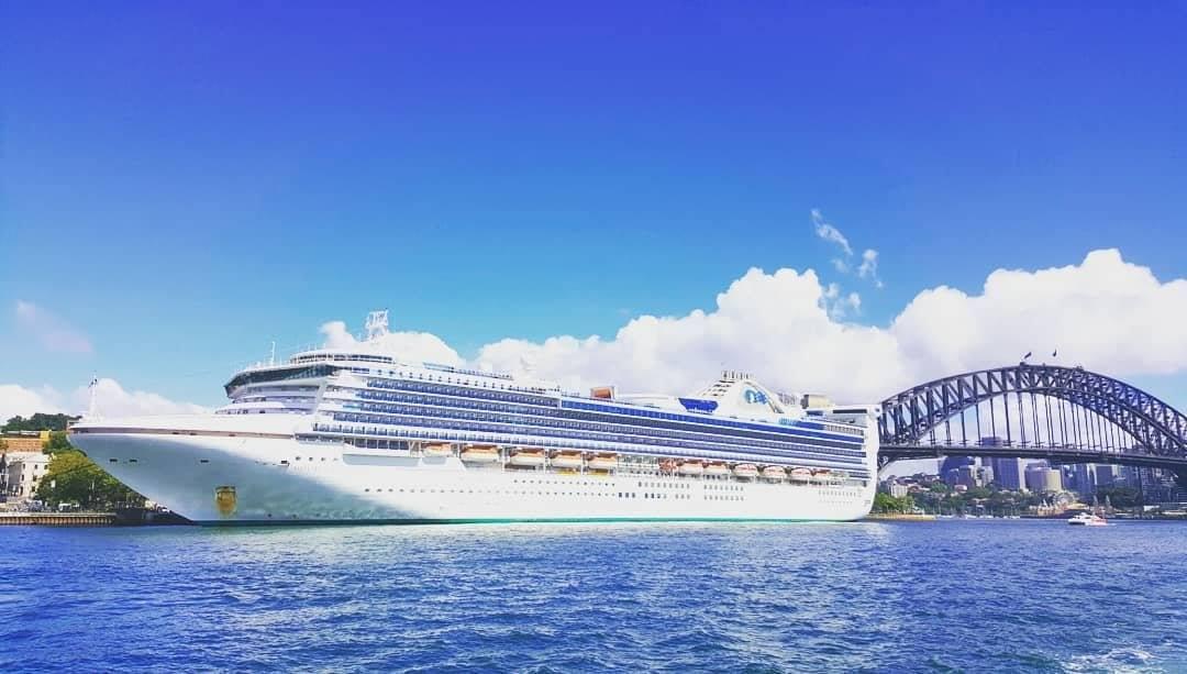 Princess Cruises In Sydney