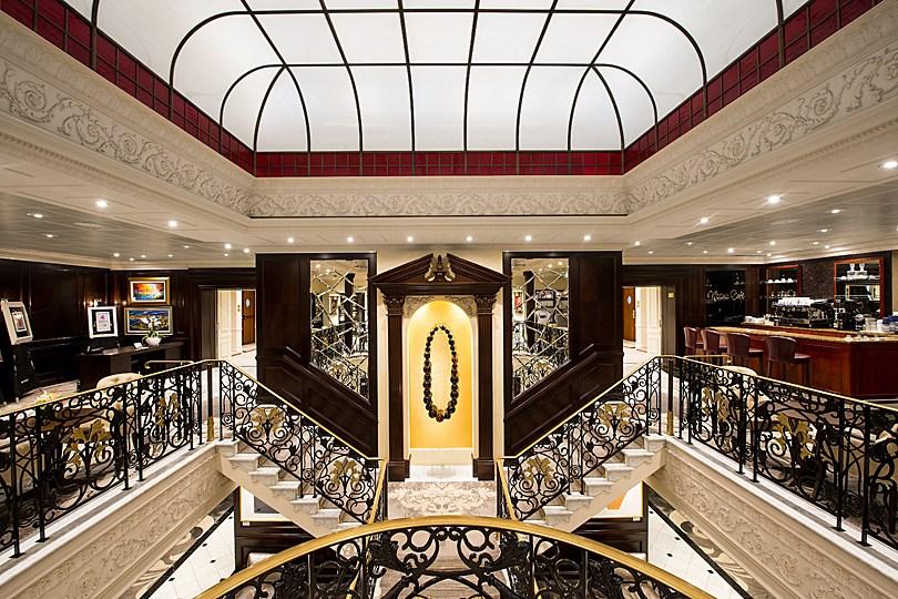 Azamara Staircase