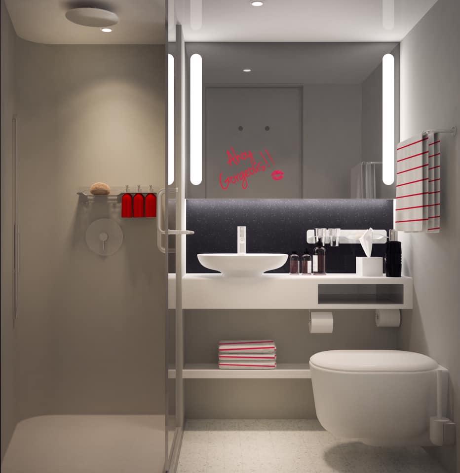 VV Cabin Bathroom Ahoy Gorgeous