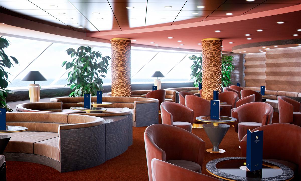 MSC Bellissima Yacht Club