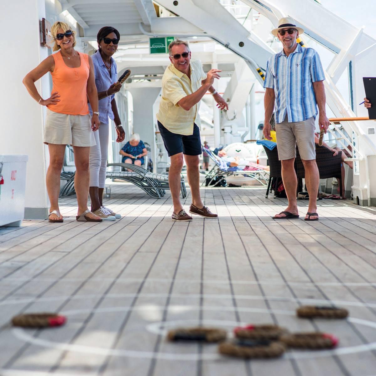Deck Games Fred Olsen