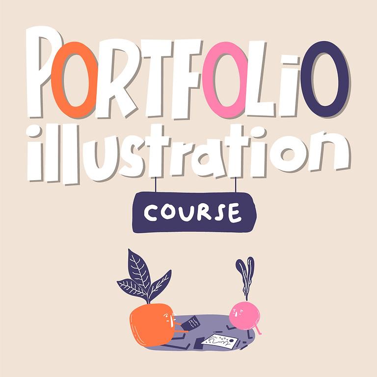 Portfolio Illustration Course
