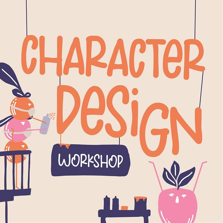 Character Design Workshop