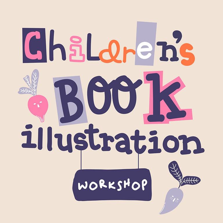 Children's Book Illustration Workshop