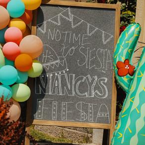 Nancy's Fiesta!