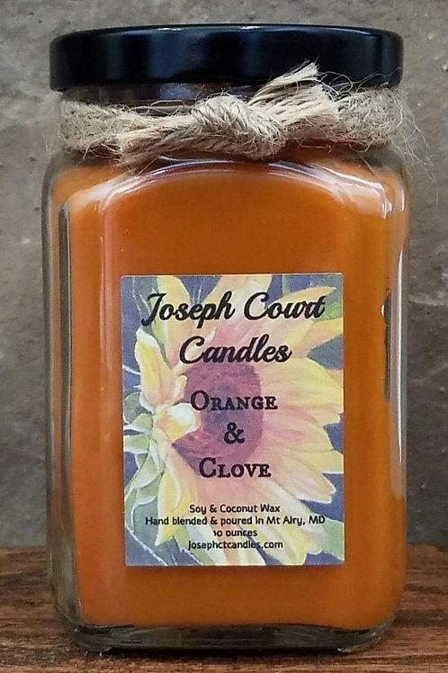 Orange & Clove