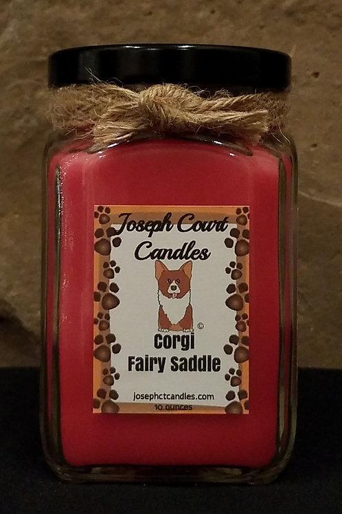Corgi Fairy Saddle