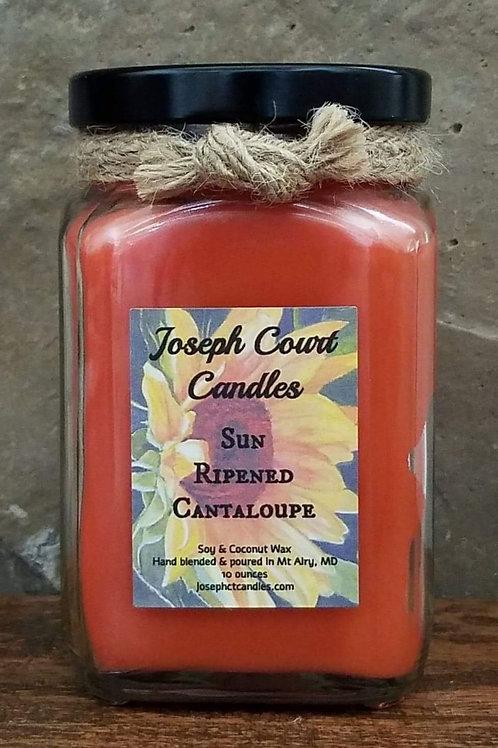 Sun Ripened Cantaloupe