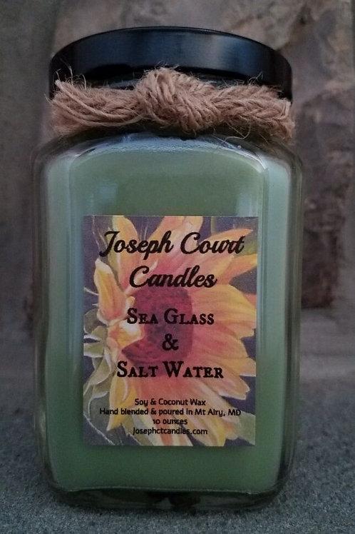 Sea Glass & Salt Water