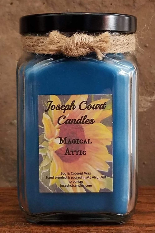 Magical Attic (Blue)