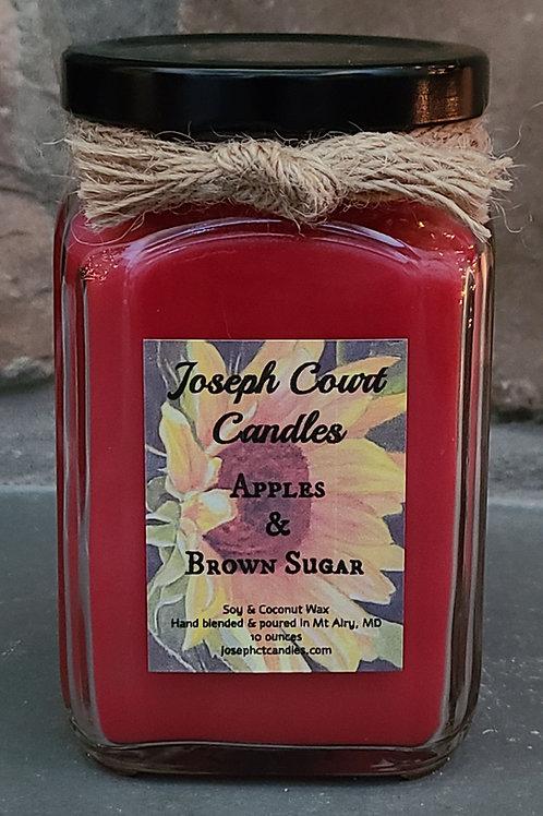 Apples & Brown Sugar