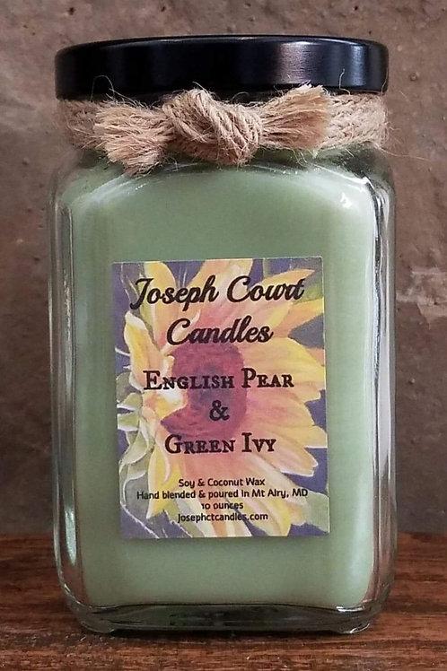 English Pear & Green Ivy