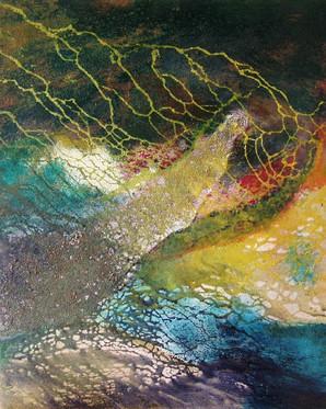 Orage en mer/ Storm at sea
