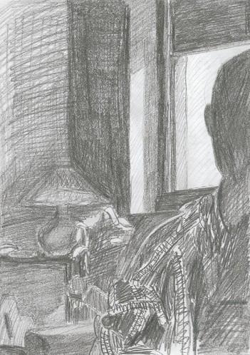 1998-10-03 Sylvain Dhueme Autoportrait