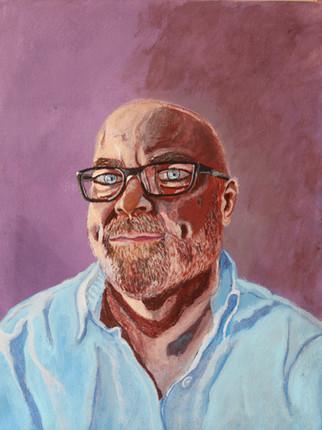 Autoportrait, 2020-02-21