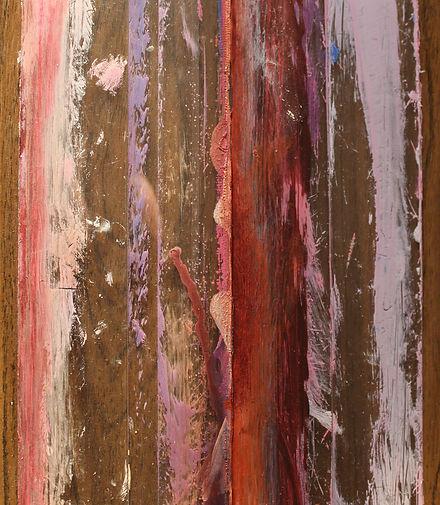 Sylvain Dhuême - La Forêt - Photo-peintures
