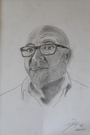 Autoportrait SD2020-03-18