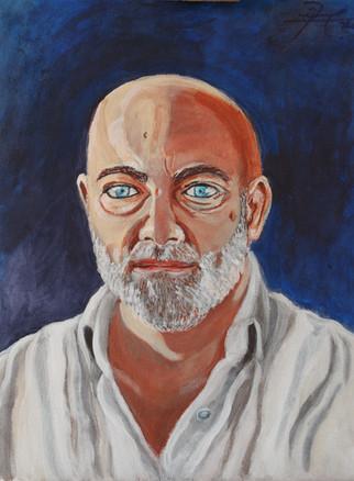 Autoportrait SD2020-03-24