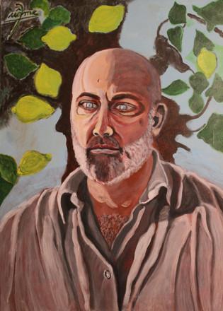 Autoportrait SD2020-03-28
