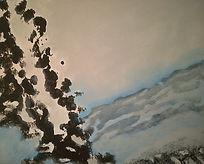 Dhueme Paysages d'hiver