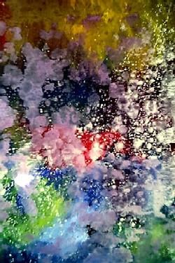 Sur l'étang / On the pond serie 2003