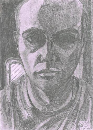 1998-12-18 Sylvain Dhueme Autoportrait