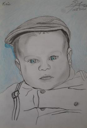 2020-05-17 Mon petit-neveu Kaïs Dhuême
