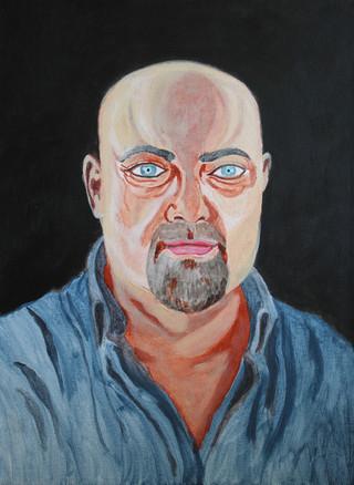 2020-05-27 Autoportrait Sylvain Dhuême
