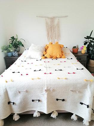 Festive Worm Blanket