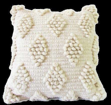 White Diamond Cushion