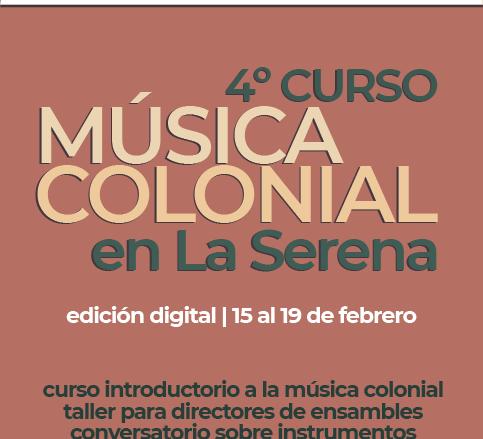 curso colonial 2021