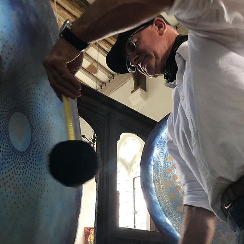 Gong for sound Therapy