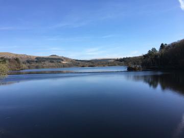 Dartmoor Resovoir