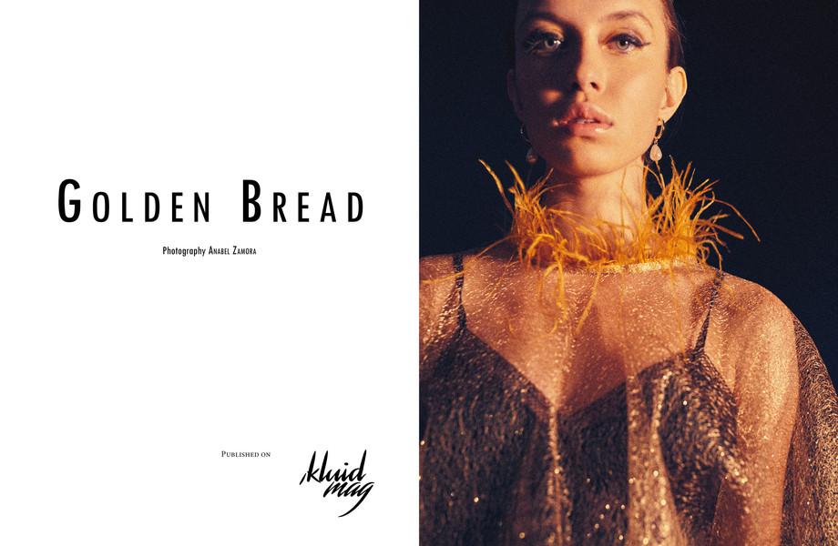 Editorial GOLDEN BREAD